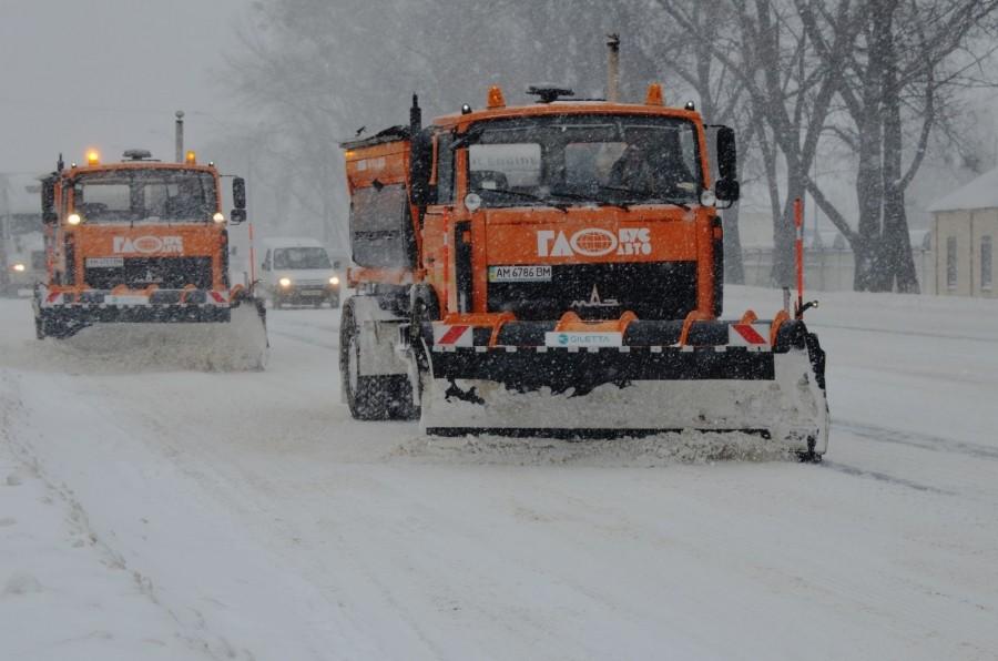 Франківці можуть слідкувати за рухом снігоочисної техніки в місті онлайн