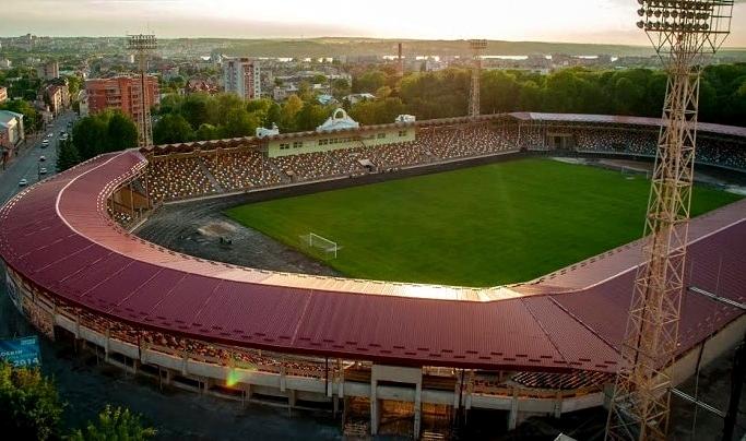 Тернопільський міський стадіон носитиме ім'я головнокомандувача УПА